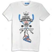 Adidas Originals Star Wars Hoth Winter Games T-shirt - Mens - White