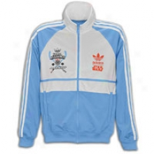Adidas Originals Star Wars Hoth Winter Games Track Outgo - Mens - White/light Blue