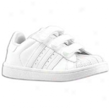 Adidas Originals Superstar 2 Cmf I - Toddlers - White/white
