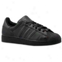 Adudas Origiinals Superstar 2 - Little Kids - Black/black/black