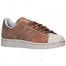Adidas Orivinals Superstar 2 Winter - Mens - Strong Brown/strong Brown/copper Metallic