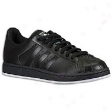 Adidas Originals Superstar Modern - Mens - Black/black/white