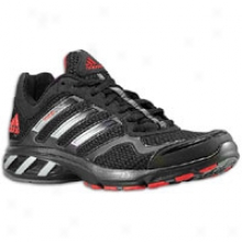 Adidas Ozweego - Mens - Black/metallic Silver/red