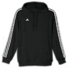 Adidas Pindot Hlodie - Mens - Black/white