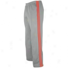 Adidas Pindot Pant - Mens - Aluminum/university Red