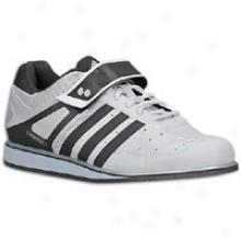 Adidas Powerlift Trainer - Mens - Light Onyx/metallic Silver/black