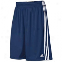 Adidas Practice Short - Collegiate Navy/white