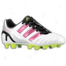 Adidas Predator Absolado Trx Fg - Womens - Running White/intense Pink/slime