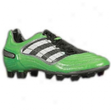 Adidas Predator X Tx Fg - Mens - Intense Green/white/black