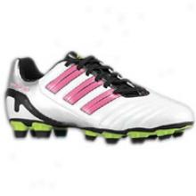 Adidas Predito Trx Fg - Womens - Running White/intense Pink/slime