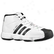 Adidas Pro Model - Big Kids - White/black