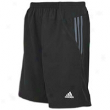 "Adidas Response 9"" Short - Mens - Blackl/ead"