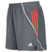 "Adidas Response Ds 5"" Short - Mens - Sharp Grey/high Energy/light Onix"