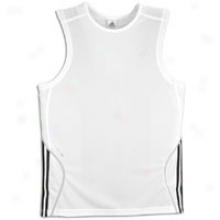 Adidas Response S/l T-shirt - Mens - White/black/light Onyx
