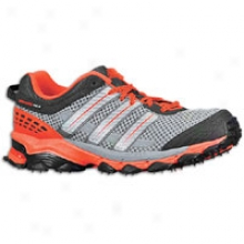 Adidas Response Trail 18 - Mens - Chemise Grey/metallic Silver/infrared