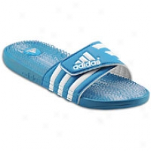 Adidax Santiossage - Mens - Sharp Blue/white/