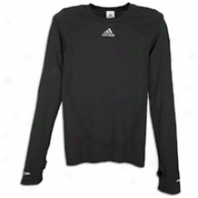Adidas Sequentials L/s T-shirt - Mens - Black