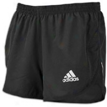 Adidas Sequentials Split Short - Mens - Black