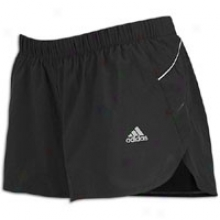 Adidas Sequentials Split Short - Womens - Black/clear Grey