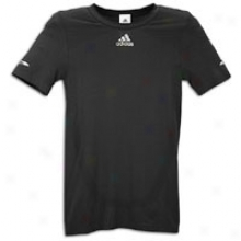 Adidas Sequentials S/s T-shirt - Menx - Black