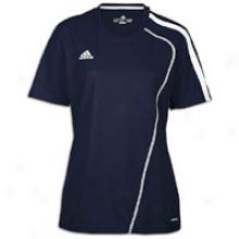 Adidas Sossto Jersey - Womens - New Navy/whiet