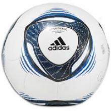 Adidas Speedcell Glider Soccer Blal - White/collegiate Royal/metallic Silver