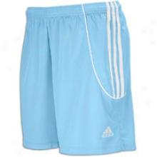 Adidas Squadra Ii Short - Womens - Argentina Blue/white