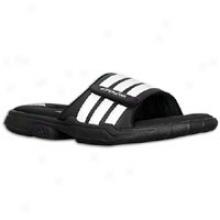Adidas Ss 2g Slide 2 - Mens - Black/running White