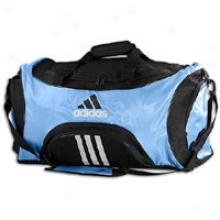 Adidas Striker Duffle Medium - Collegiate Light Blue/black