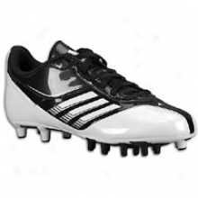 Adidas Supercharge Low - Mens - Black/white/metallic Silver