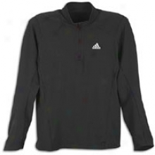 Adidas Supernova 1/2 Zip - Mens - Black