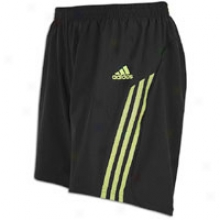 "Adidas Supernova 7"" Baggy Short - Mens - Black/electricity"