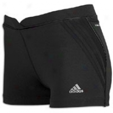 Adidas Supernova Fitted Short - Womens - Black