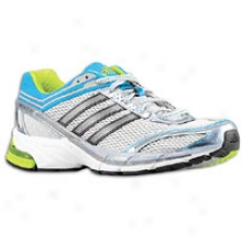 Adidas Supernova Slip 3 - Mens - White/solid Grey/sharp Blue