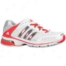 Adidas Supernova Glide 4 - Womens - White/ultra Bright/energy