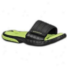 Adidas Superstar 3g Slide - Mens - Black/solid Grey/electricity