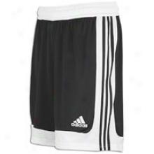 Adidas Tastigo Short - Mens - Black/white