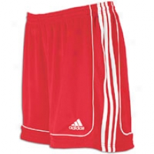 Adidas Tastigo Short - Womens - University Red/white