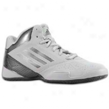 Adidas Team Featherr - Mens - Aluminum/metallic Silver/black
