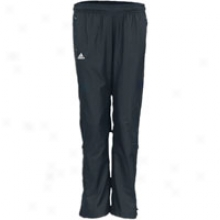 Adidas Team Woven Pant - Womens - Collegiate Navy/white