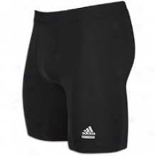 Adidas T3chfit Branded Short Close - Mens - Black