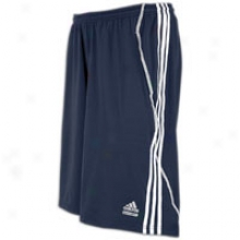 Adidas Techfit Loose Short - Mens - Dark Navy/white