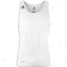 Adidas Techfit Padded Compression Tank - Mens - Pale