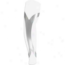 Adidas Techfit Powerwbe Elbow Sleeve - Mejs - White