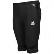 Adidas Techfit Powerweb Short - Mens - Black/light Onyx