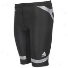 Adidas Techfit Powerweb Short - Mens - Black/light Onyx
