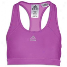 Adidas Techfit Sports Bra - Womens - Ultra Purple/matte Silver