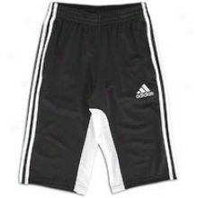 Adidas Tiro 3/4 Training Pant - Big Kids - Black/white