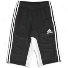 Adidas Tiro 3/4 Training Pant - Big Kids - Black/white