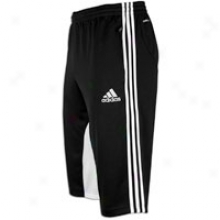 Adidas Tro Ii 3/4 Pant - Mens - Black/white